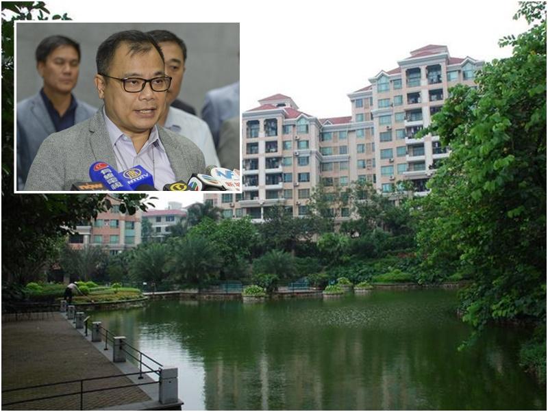 林志偉與聯同政府華員會,向雅居樂集團商討團購買樓。