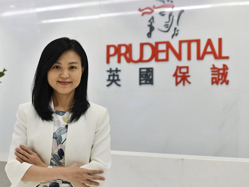 保誠首席客戶及市場拓展總監吳詩雅。
