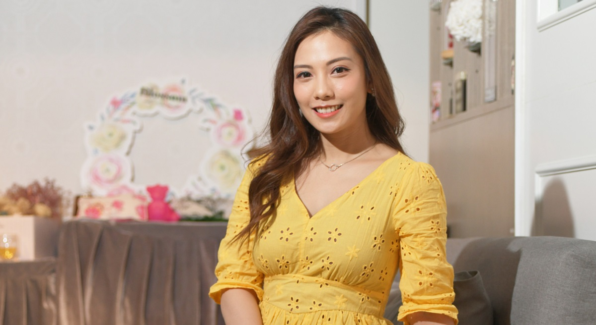 鄧洢玲希望於2至3年內能看準時機成功置業。