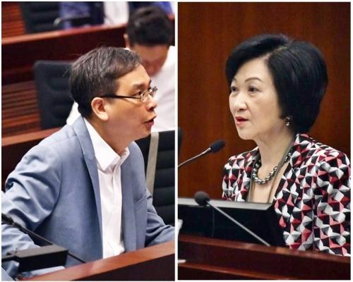 葉劉擊敗葉建源 當選教育事務委員會主席