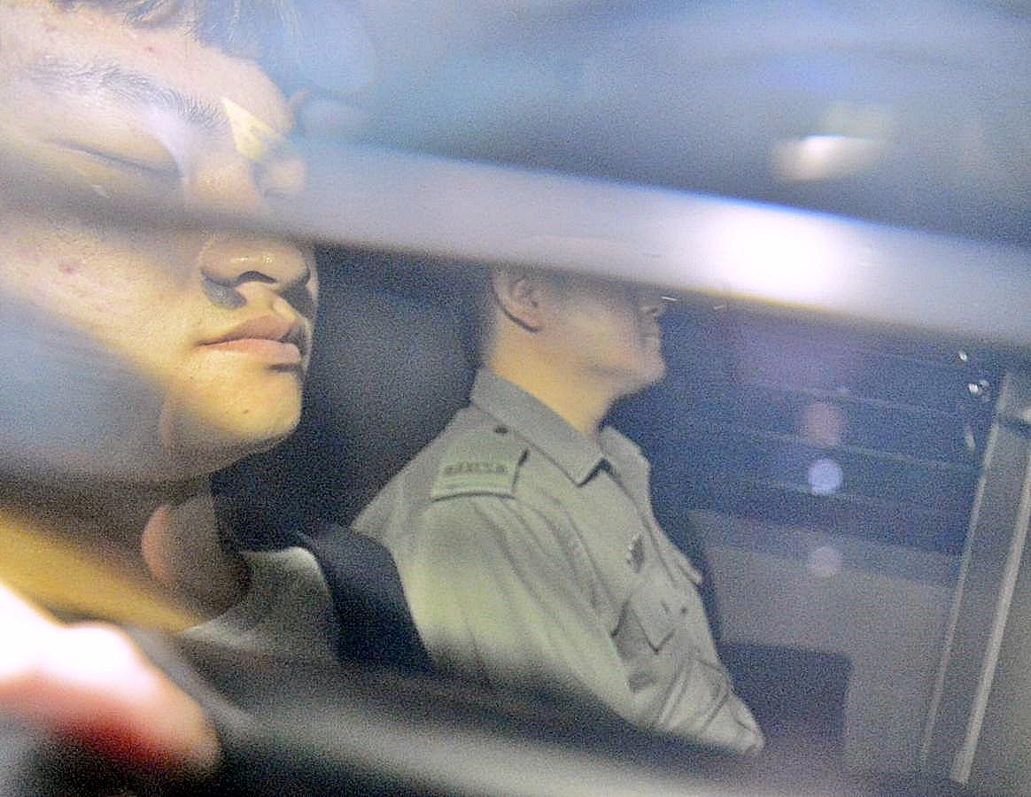 陳同佳將於下周三出獄。資料圖片