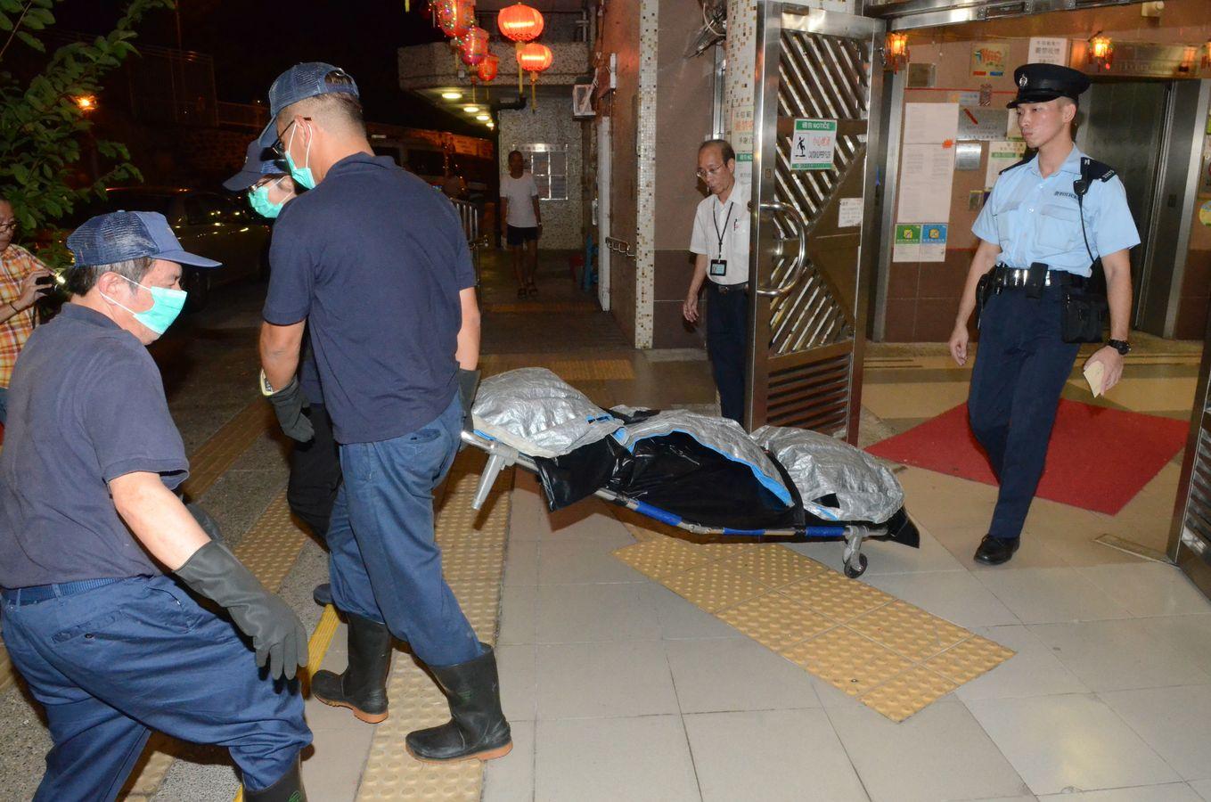葵盛東邨倫常血案,被告認誤殺罪。資料圖片