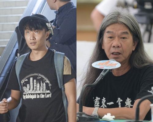 【區會選舉】岑子杰及梁國雄成功「入閘」 黃之鋒及張秀賢等仍未獲回覆