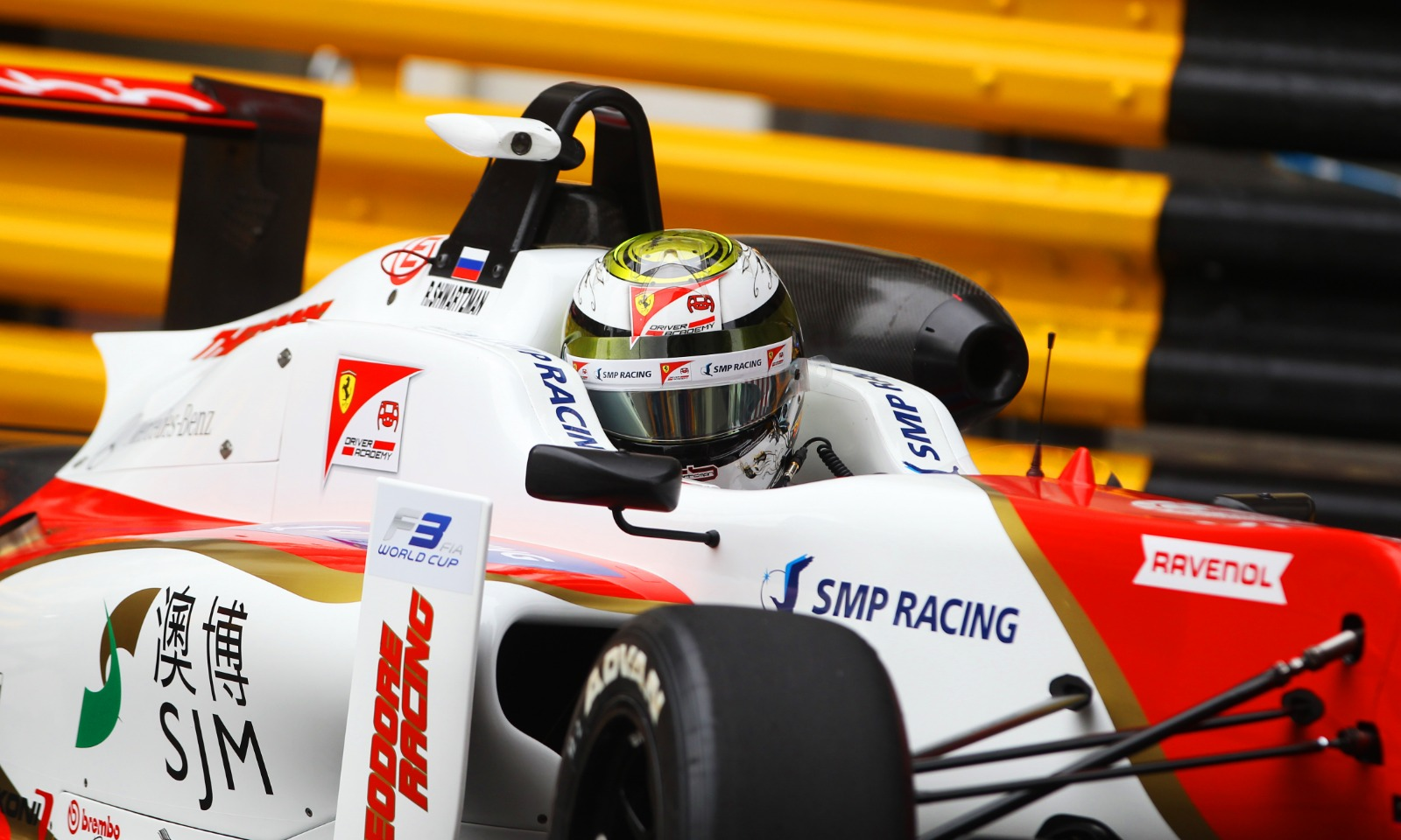 擁主場之利的澳博德利車隊,派出三名囊括今屆國際汽聯三級方程式錦標賽(F3)三甲的車手上場,力爭主場揚威。相片由公關提供
