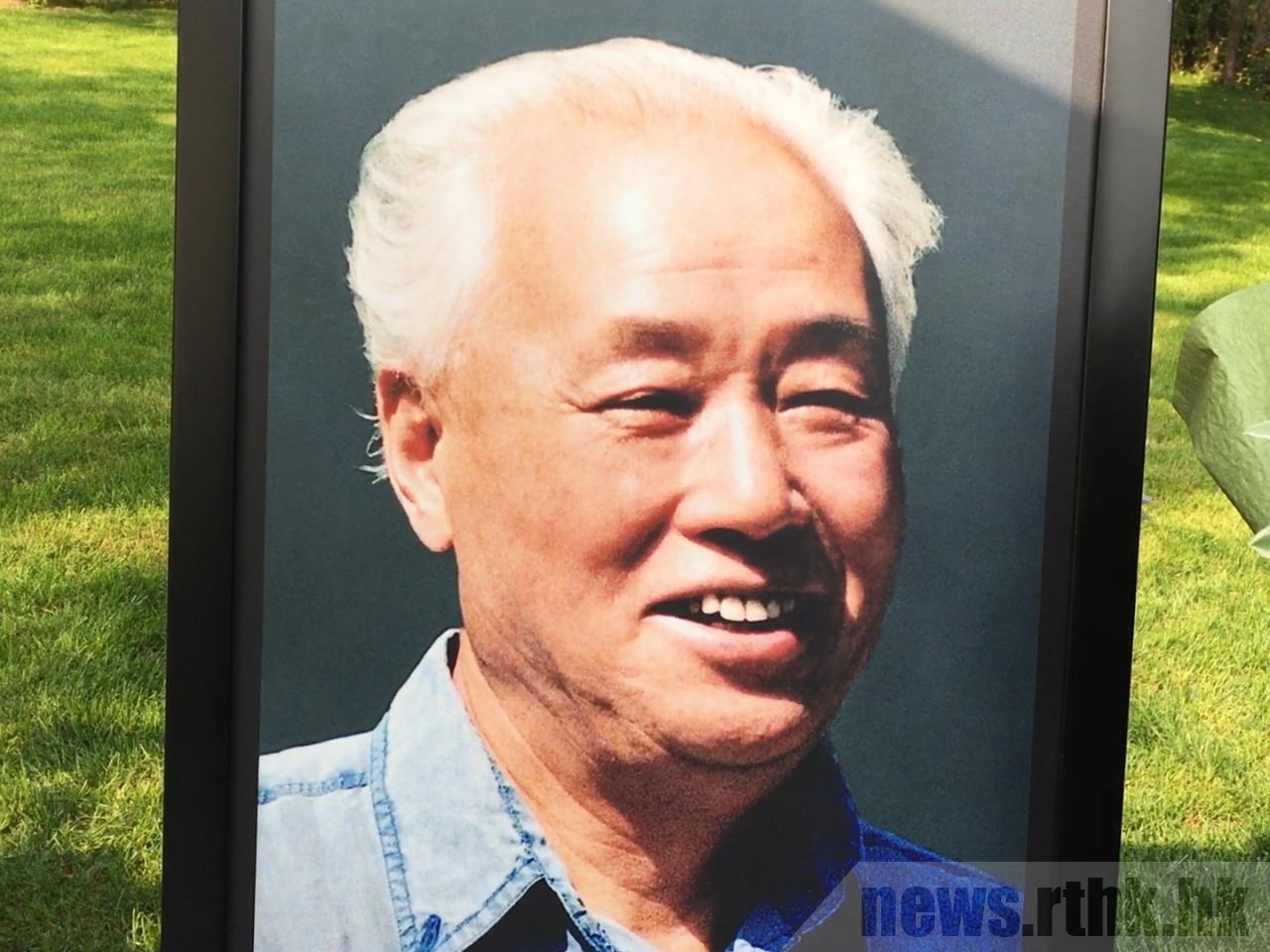 趙紫陽在「六四事件」後被撤職。網圖