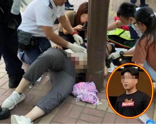大埔男子派傳單遇襲被劏肚致腸溢出 內地男子涉傷人被捕