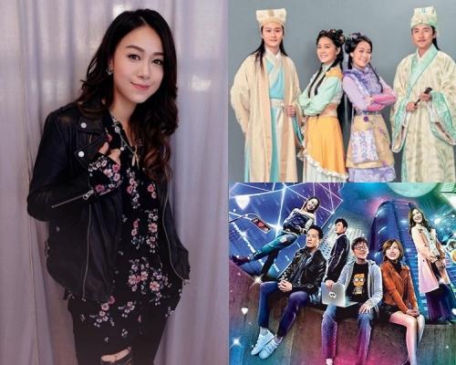無線再解凍黃心穎 主演兩劇將於馬來西亞播映