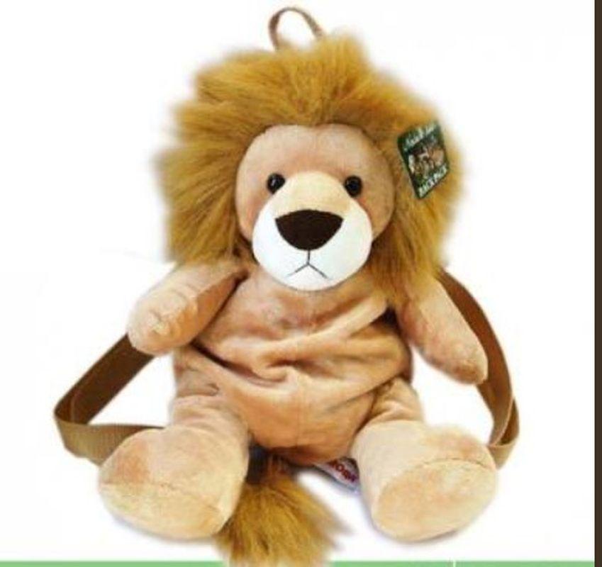 獅子原本一頭怒髮衝冠。twitter