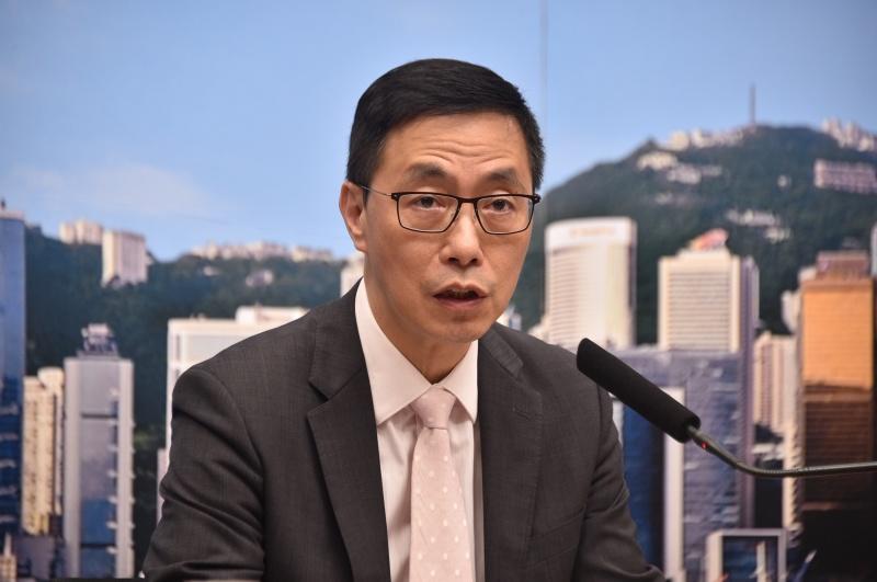 楊潤雄希望重建社會對通識科的信心。資料圖片