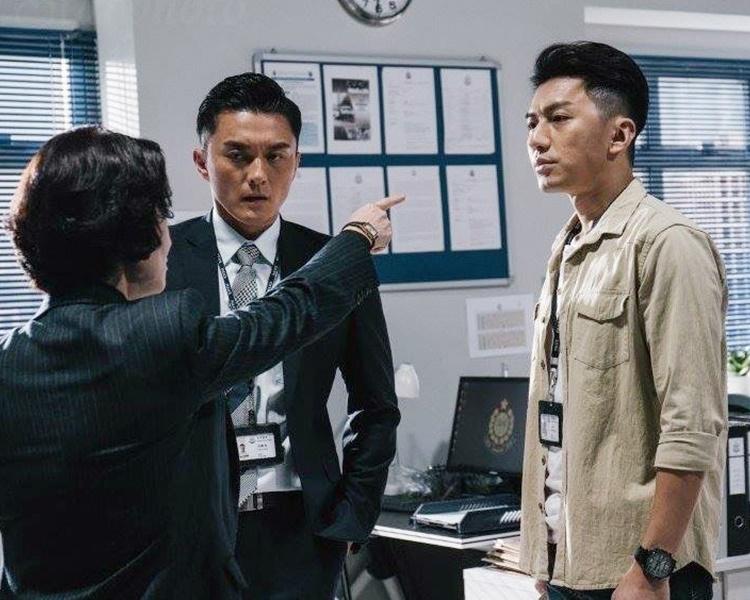 袁偉豪在《鐵探》中,表現突出,與惠英紅做對手大獲讚賞。