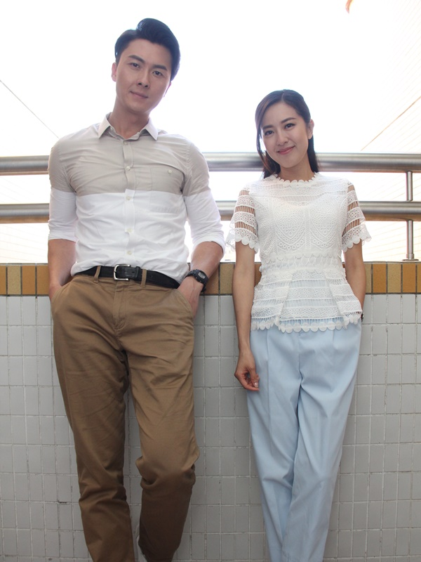 王浩信與唐詩詠在《不懂撒嬌的女人》中演繹了最佳情侶,如今再次添食。