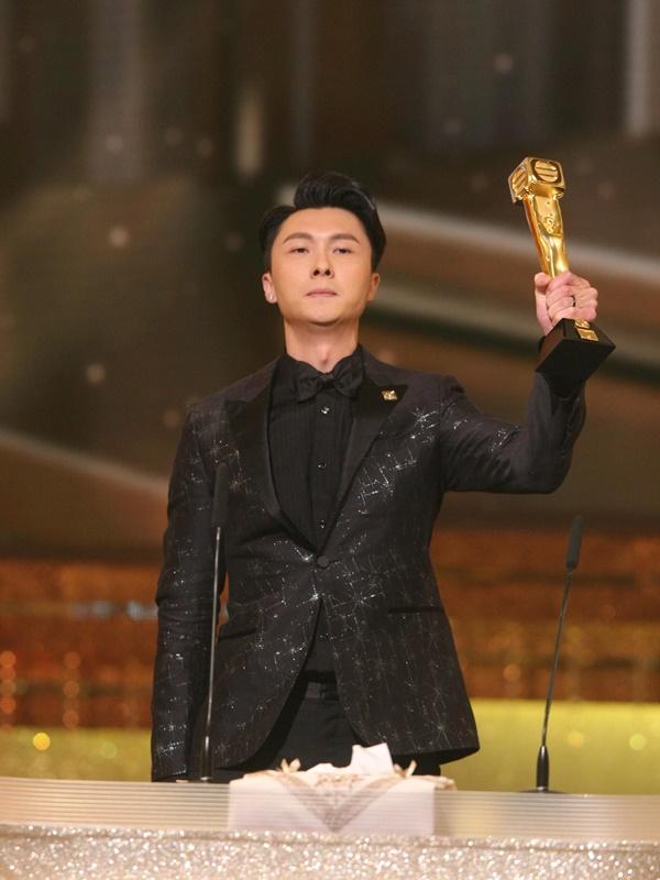 王浩信自言若再度得獎,是很大的鼓勵。