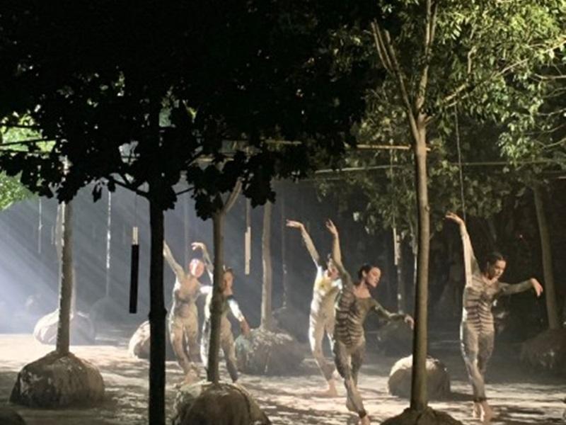Dior上海派對播《我和我的祖國》 網民嘲:求生慾爆棚。網圖