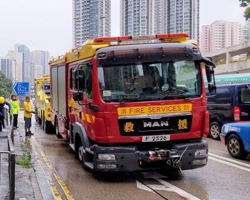 【修例風波】指有人截查消防及救護車 消防處嚴厲譴責:完全不能接受