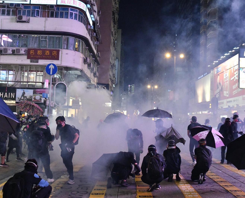 醫管局:今日示威暫有24傷者送院 6人情況嚴重
