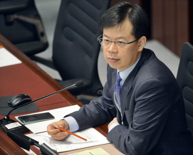 陳振英是建制派唯一參選人。資料圖片