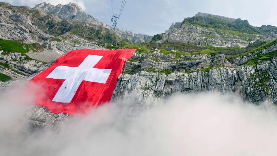 瑞士周日舉行國會選舉,一如所料,無一政黨在國會國民院內取得過半數議席。 示意圖/AP
