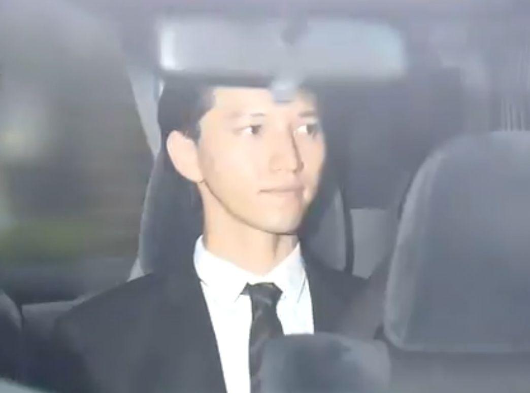 田口淳之介被控藏有大麻罪成。網圖