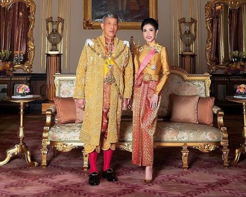 泰皇妃冊立3個月廢黜 被抨野心大爭做皇后