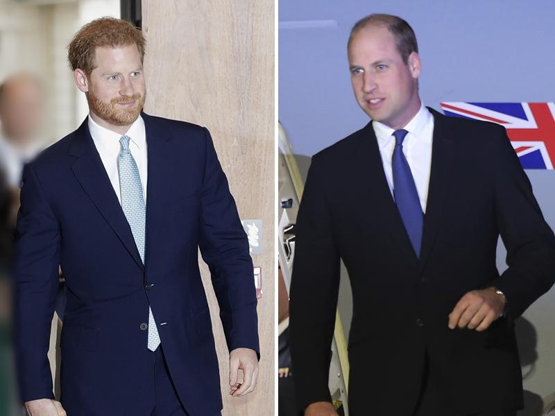 消息指威廉并不对哈里受访时这幺坦白生气,而是感到很担心。