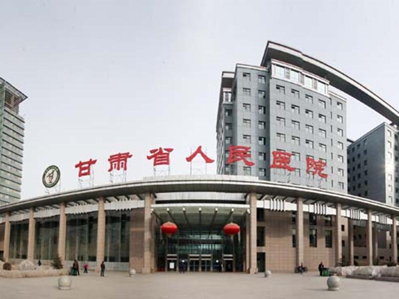 甘肅省人民醫院一名女醫生在醫院遇襲身亡。示意圖