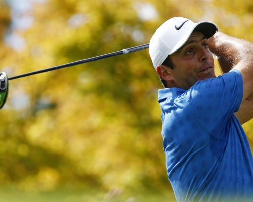 莫利納利、列特確認出戰香港高爾夫球公開賽