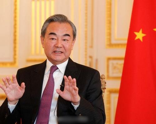 【中美貿易戰】王毅:中美經貿談判不會影響第三方