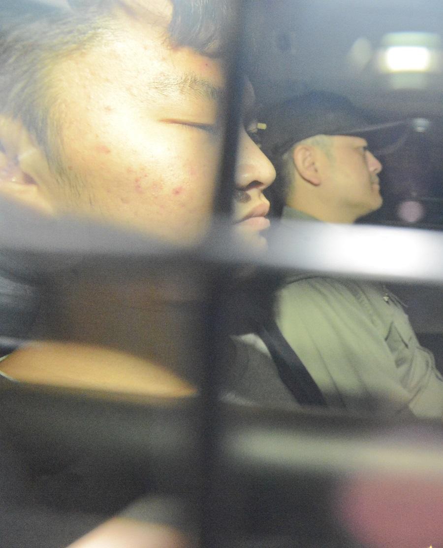 台灣殺人案疑犯陳同佳預料明日出獄。資料圖片