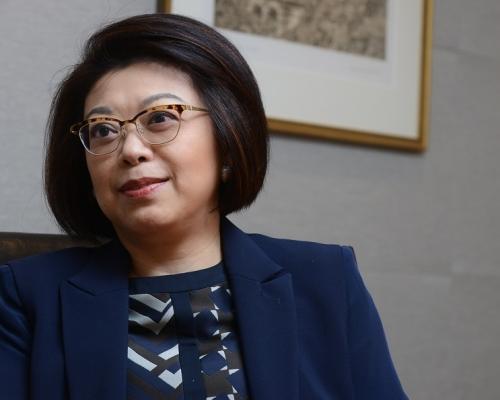 傳聲帶解說香港司法混亂因由 前大律師公會主席譚允芝澄清絕非她本人