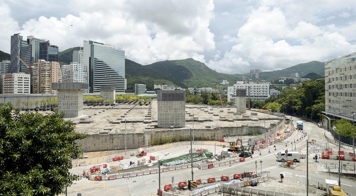 港鐵黃竹坑4期發展項目,最少收6份標書。