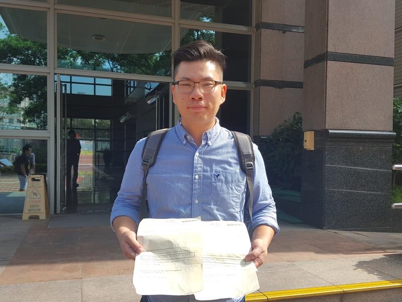 工黨主席郭永健。資料圖片