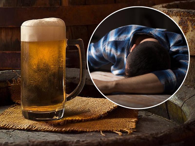 美國一名男子罹患「自釀酒精綜合症」,只要吃了碳水化合物,身體確會自釀酒精,產生酒醉症狀。(示意圖)