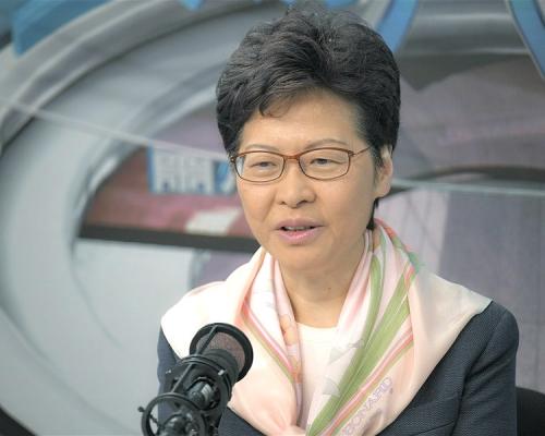 《日本時報》引述京官稱撤換特首報道錯誤 惟已備應急方案