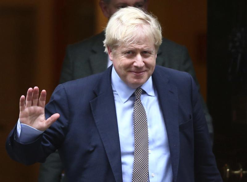 约翰逊计划动议提前大选,称是突破脱欧困局唯一方法。