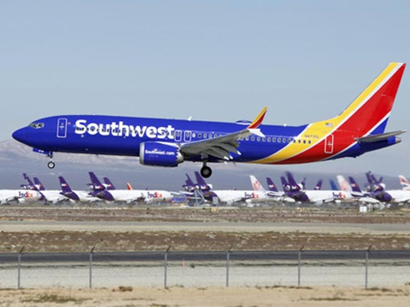 美国廉航西南航空传出偷拍丑闻。