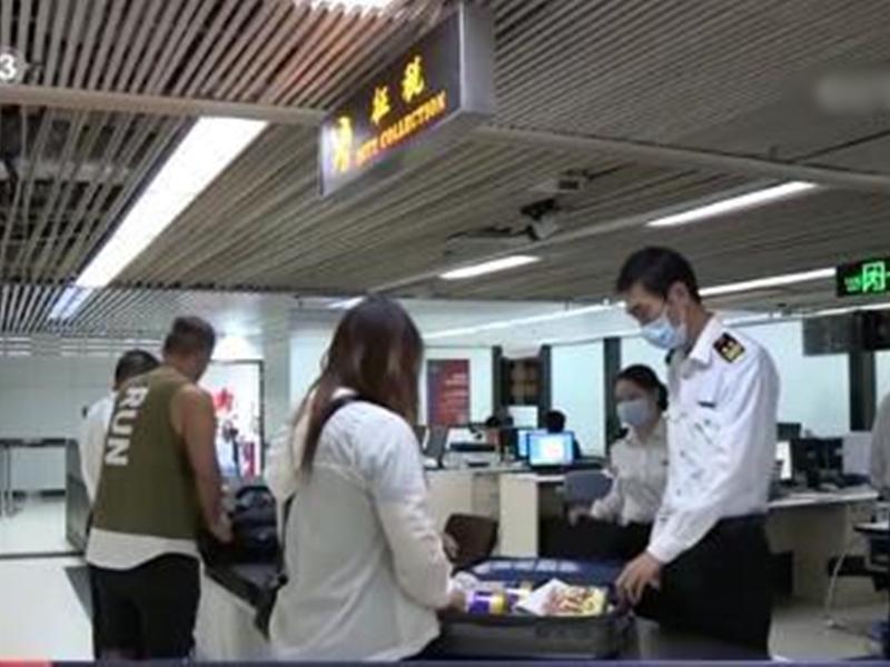 廣東深圳海關日前聯合上海海關和地方公安部門摧毀一個走私犯罪集團。網圖