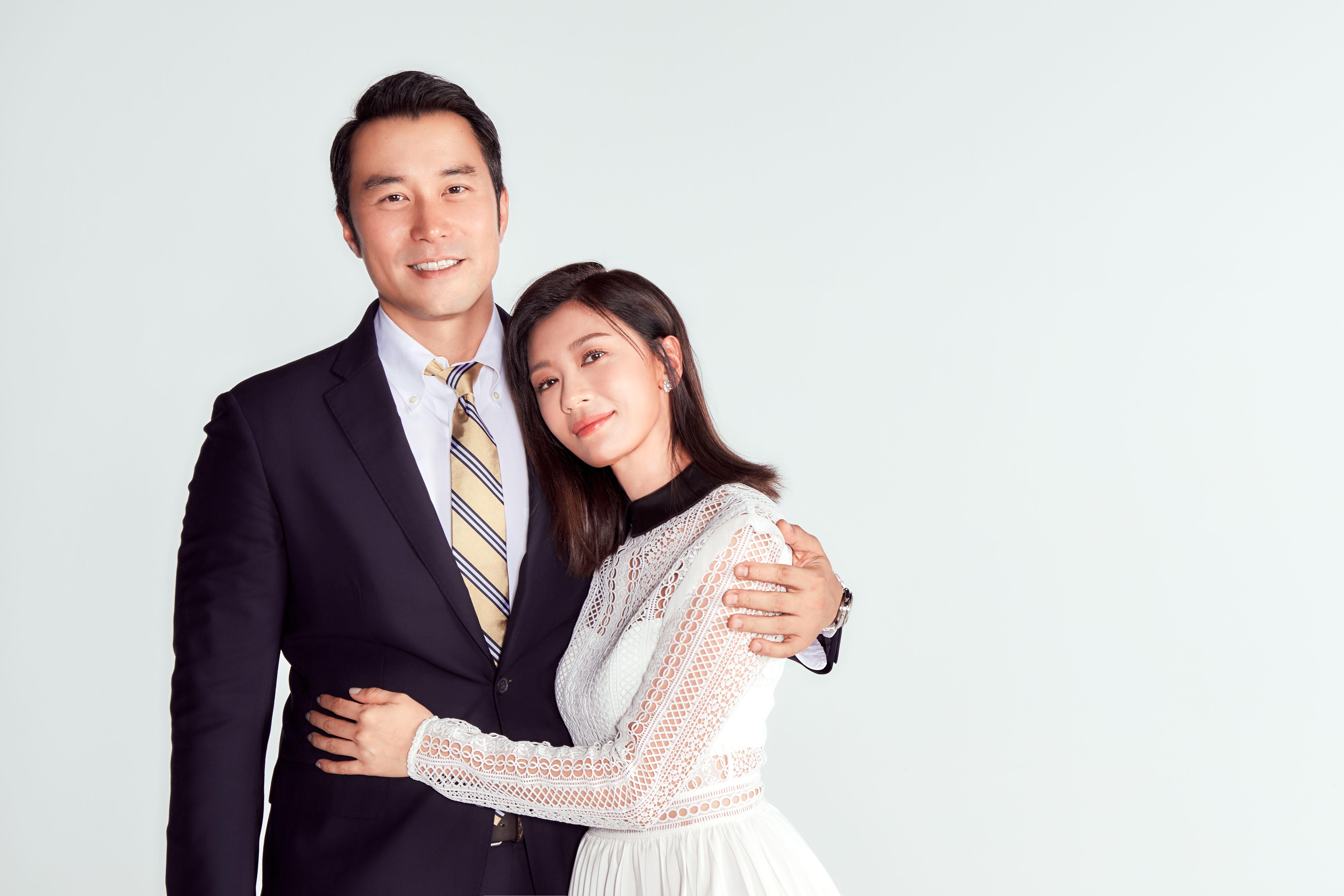孝全和靜雯雖然是首度合作,但由於劇集是順着劇本拍,他們坦承很容易投入角色。