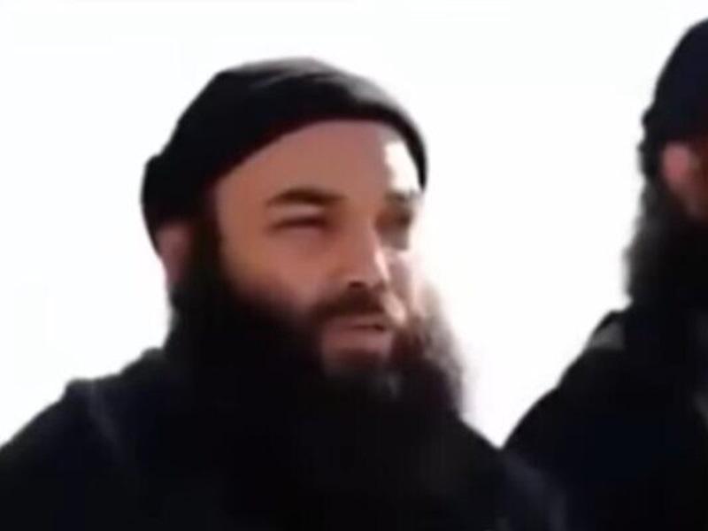 伊斯兰国发言人穆哈加。网图