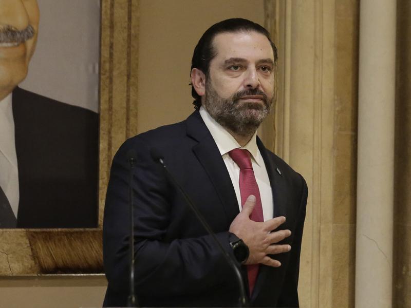 黎巴嫩总理哈里里(Saad al-Hariri)宣布辞职。