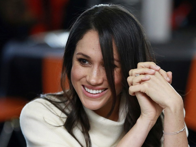 梅根再度被热烈讨论,起因于她和哈里在最近的访问中,对媒体的敌意,抒发不满。