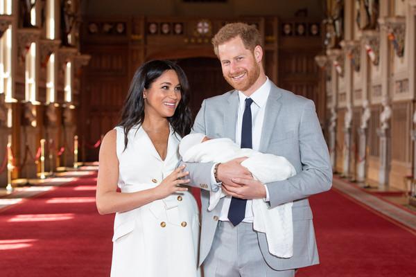 哈里與梅根成婚後今年更升格為人父。
