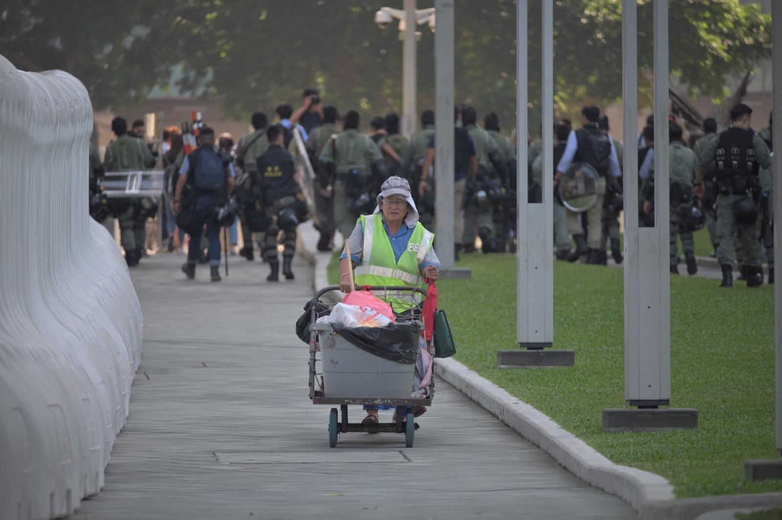 金鐘添馬公園