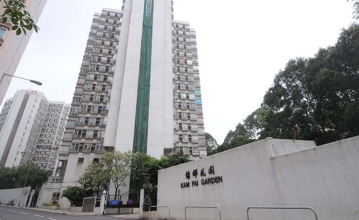 錦暉花園錄短租4個月