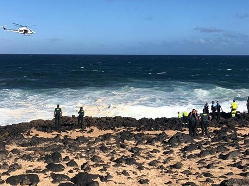 西班牙海岸打撈出5具偷渡遇難者遺體。(網圖)