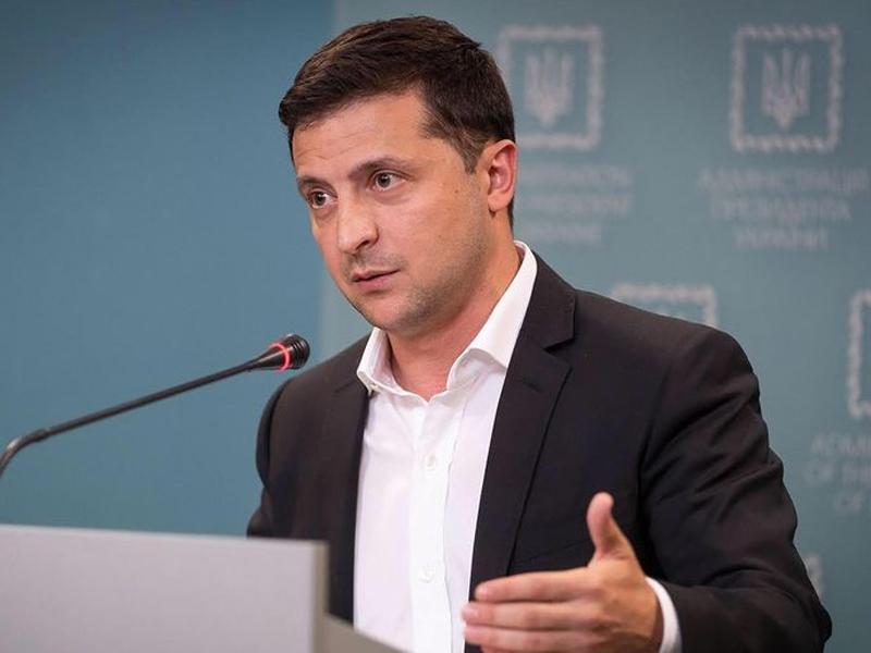 據報烏克蘭原定宣布調查拜登父子。AP