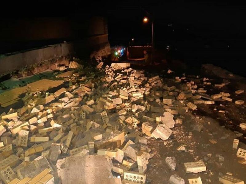 伊朗西北部發生5.9級淺層地震,增至最少5人死亡。(網圖)