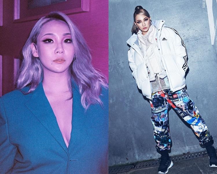 CL一手由YG捧做女皇,但近年遭公司冷落,留下來也沒意思。(ig圖片)