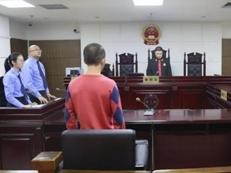 沈男最終被被告上法庭,判處有期徒刑9個月。網圖