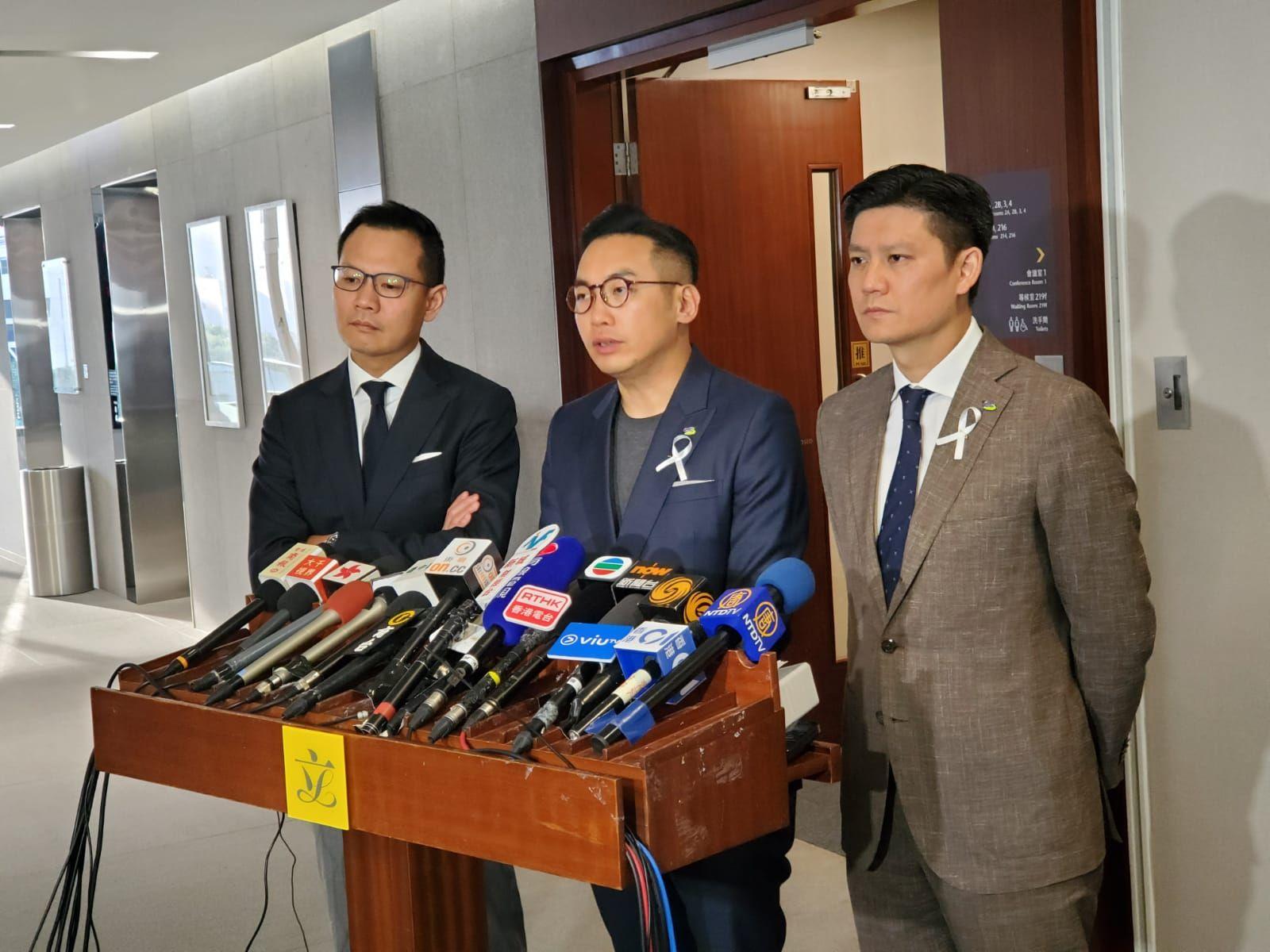公民黨去信要求律政司就周梓樂的離世召開死因調查。