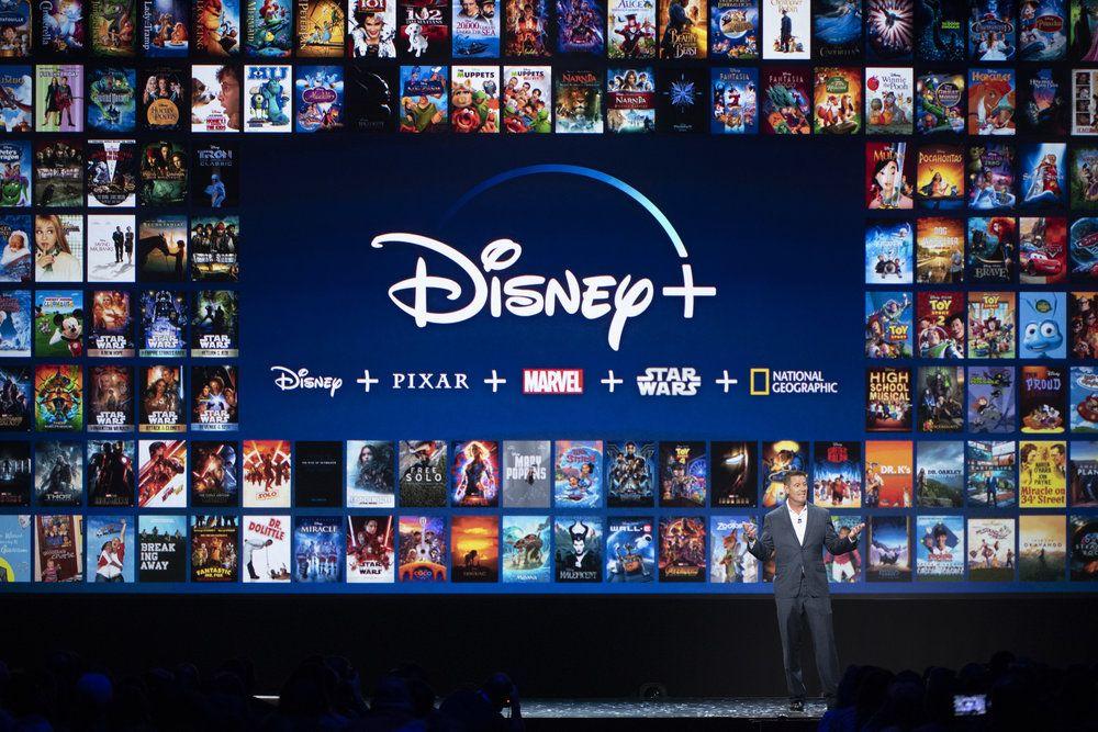 迪士尼公司全新串流電視服務。網圖